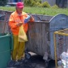 Čišćenje gradskih ulica, općina Zvornik