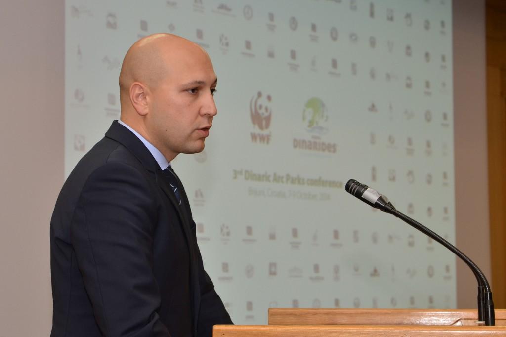 Mihael Zmajlović, ministar zaštite okoliša i prirode RH WWF